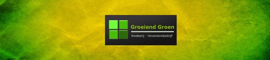 groeiend groen